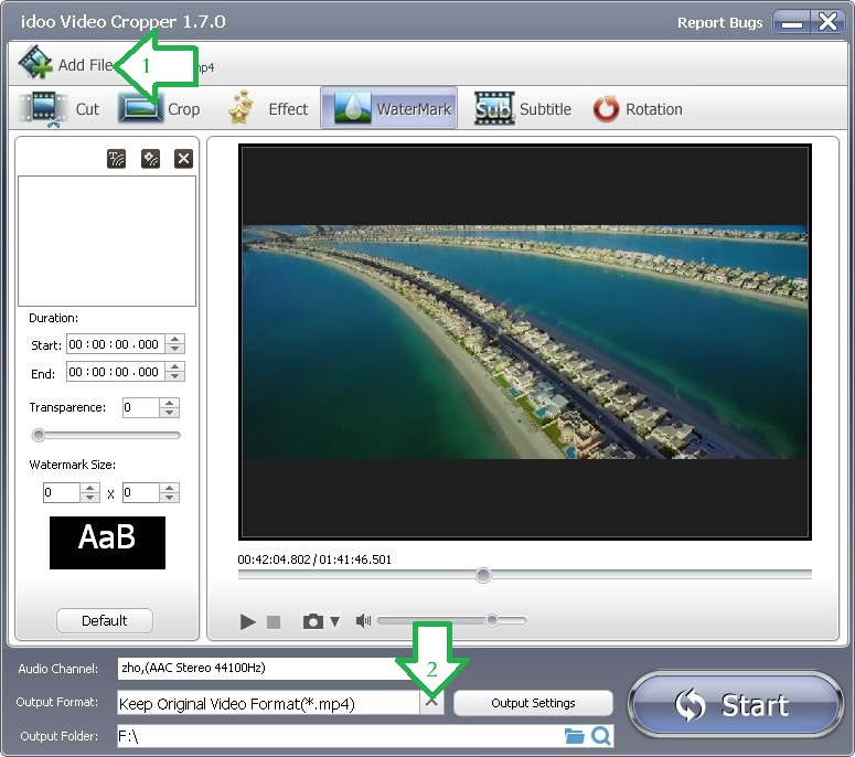 Android Tablets video editing software