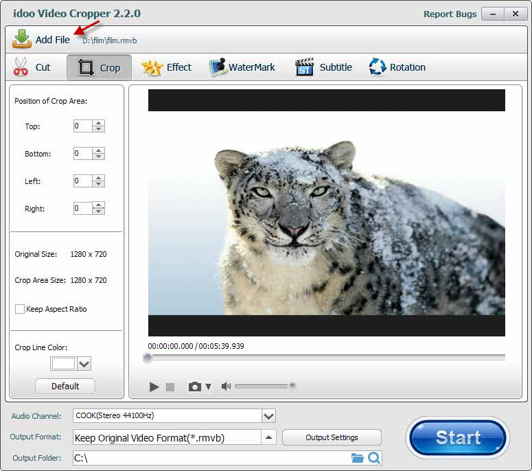 How to Convert Video to TS