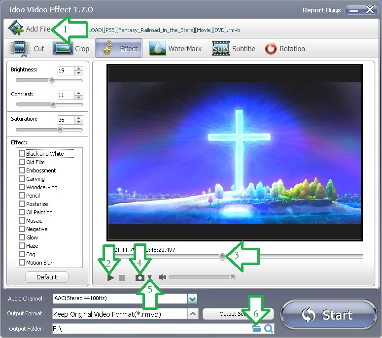video editting software