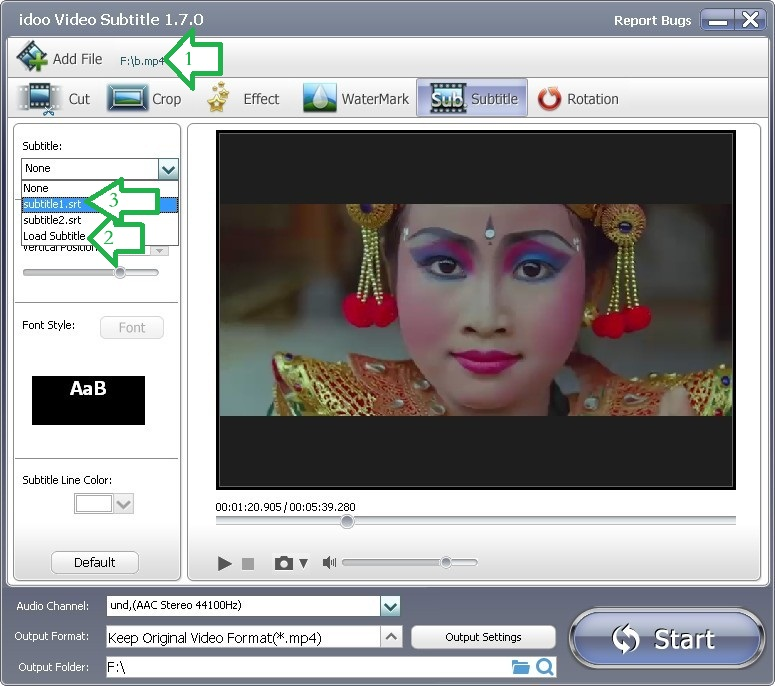 How to add subtitles to mp4 files and set the color of subtitle line add subtitles to mp4 ccuart Gallery