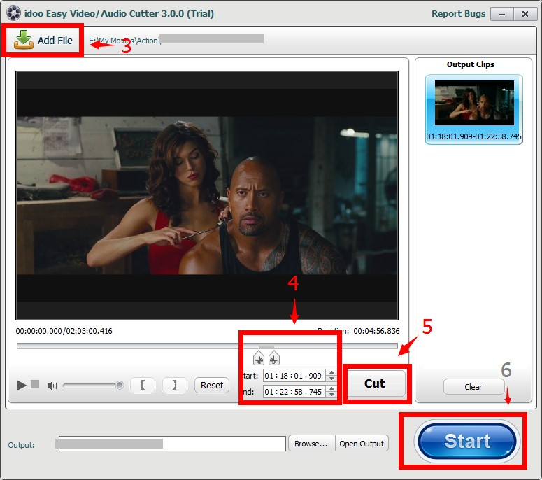 The Best TS Video Cutter - How to Cut TS Video?
