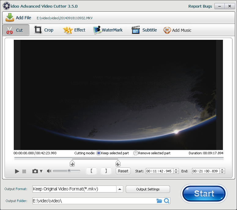 How to edit videos on Vimeo?