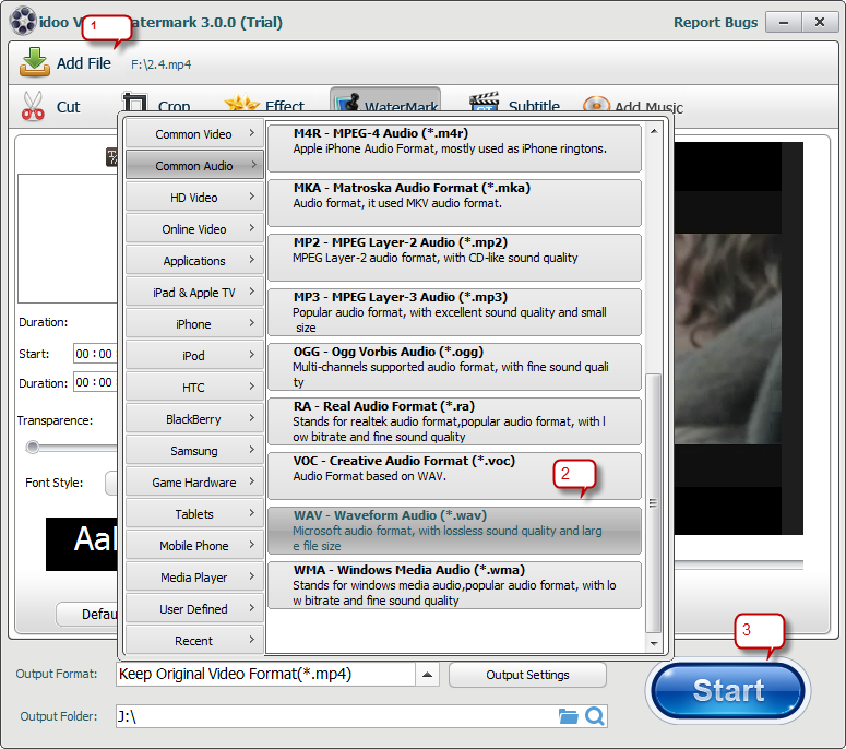 YouTube to wav converter fast Convert YouTube to WAV with Ease